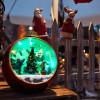 Romantischer Weihnachtsmarkt auf Schloss Tüßling