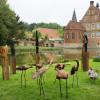 Gartenträume Burg Hülshoff