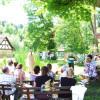 Hennebergisches Gartenfest Kloster Veßra 1