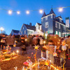 Romantischer Weihnachtsmarkt Schloss Grünewald 4. Advent 2016 3
