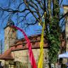 Lenzrosen & Oster Markt auf Schloss Thurnau 8