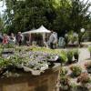 Romantisches Gartenfest auf Schloss Dhaun