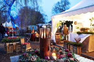 Gartenveranstaltung im November: Winterzauber Laubach