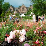 Gartenfestival Schloss Ippenburg