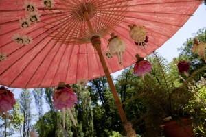 Gut geschützt beim Ippenburger Sommerfestival