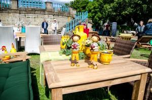 Kreatives beim Gartenfest Kassel