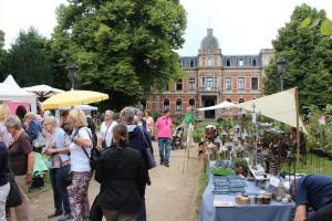 Gartenveranstaltung am Wochenende: Etelser Schlossgartenfest