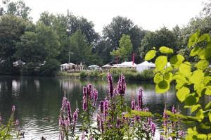 Gartenveranstaltung Tübinger Rosenfest
