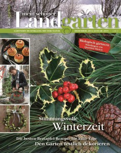 Mein schöner Landgarten Cover