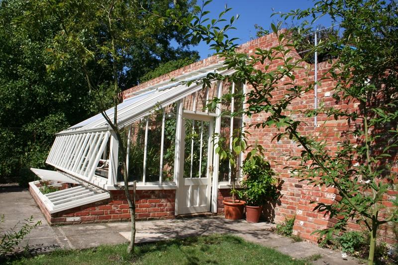 Gewächshaus Viktorianischer Stil gewächshaus