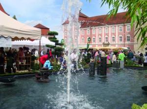Aktuelle Gartentrends gibt's auf der Diga in Ulm - Wiblingen