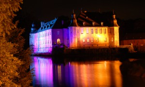 Schlossherbst Schloss Dyck