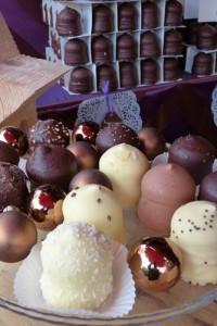 Beim Weihnachtszauber Bückeburg geht es köstlich zu