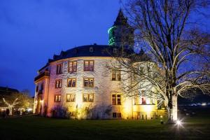 Ein faszinierender Ort: Schloss Oelber