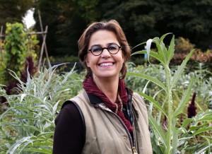 Viktoria von dem Bussche: Auf den Mundraubgarten ist sie besonders stolz!