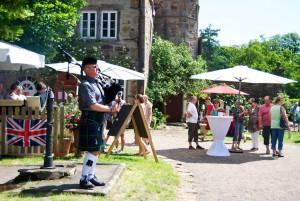 Gartenveranstaltung im Juni: Das British Weekend auf Rittergut Remeringhausen