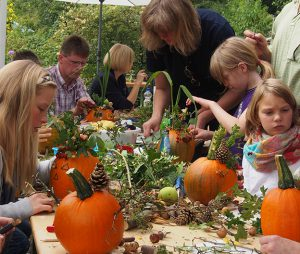 Gartenveranstaltung mit Kinderprogramm: Ippenburger Herbstfestival