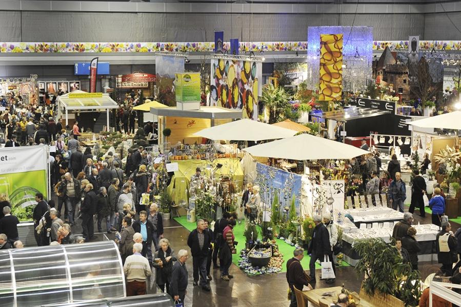 Garten Freizeit Messe Nürnberg 2021