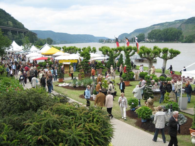 Gartenmesse Haus Garten Mittelrhein
