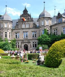 Landpartie Schloss Bückeburg