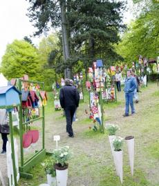 Rosen- und Gartenmarkt Zweibrücken