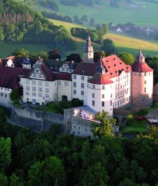 Fürstliche Gartentage auf Schloss Langenburg