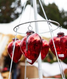 Weihnachtsmarkt Schloss Guteneck 4. Advent
