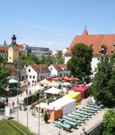 Gartentage Ingolstadt