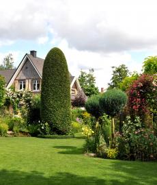 Garten-Picker Gartentage Mai