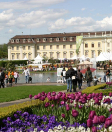 Barocke Gartentage Ludwigsburg