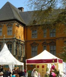 Gartenwelt Schloss Rheydt 2016