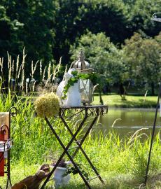 Haus- und Gartenträume Burg Ohrdruf