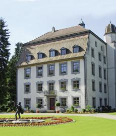 Gartenlust Schloss Schönau