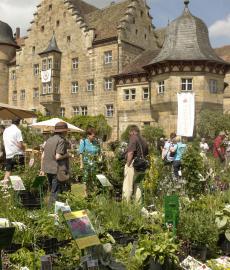 Gartenfest Schloss Eyrichshof 2016