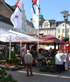 Frühlingsfest Recklinghausen 2016
