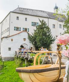 Gartenfest Schloss Amerang 2016