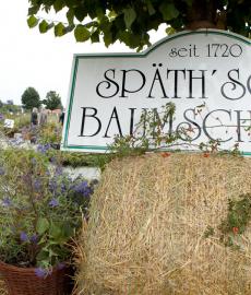 Traditionsfest in den Späth'schen Baumschulen