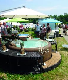 3. Gartenfestival Wasserschloss Inzlingen