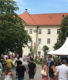 Verschoben auf 2021 - 10. DiGA Gartenmesse Aldersbach