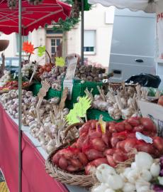 Französischer Markt Neuwied