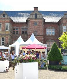 Herbstgeflüster Schloss Thedinghausen