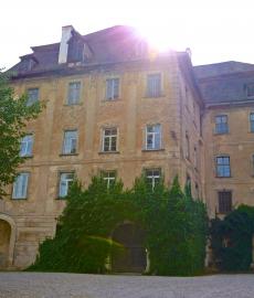Kunstgewerbeausstellung Schloss Hohenstadt