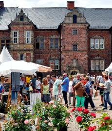 Veranstaltung: Herbstgeflüster Schloss Erbhof Thedinghausen