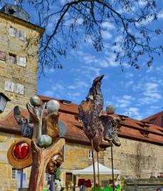 Veranstaltung: Lenzrosen & Oster Markt auf Schloss Thurnau