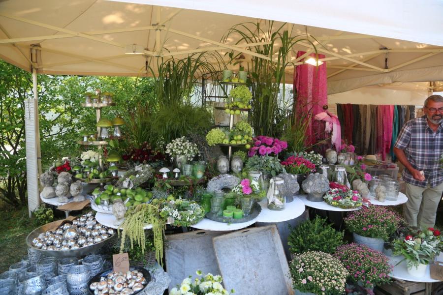 Gartenmarkt Sommer Blüten Träume Gartenmessen