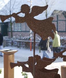 Veranstaltung: Weihnachtsmarkt der Kunsthandwerker