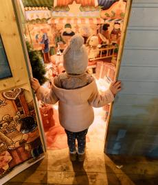 Veranstaltung: Knuspermarkt mit Kinder-Knusperland