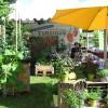 Biogartenmesse Orangerie Schloßpark Biebrich 6