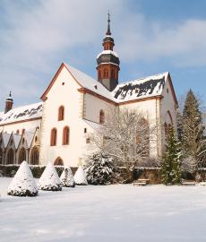 Romantischer Weihnachtsmarkt, Kloster Eberbach - verschoben auf 2021