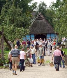Veranstaltung: Pflanzenmarkt am Kiekeberg